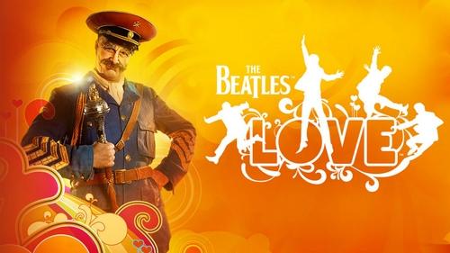 """Cirque Du Soleil """"Beatles Love"""" the Walrus"""